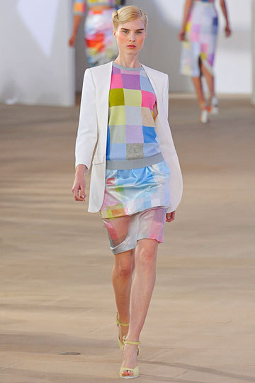 awesome thecut:   Click to see the complete Preen Spring 2012 RTW collection.