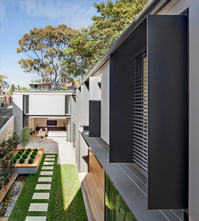 Paddington Corner Terrace - Tzannes Associates