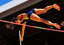 Allison Stokke - Not just a pretty face.