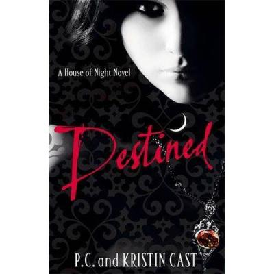 UK cover of Destined! Coming out on October 25th!