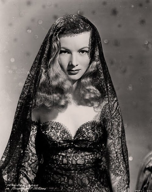 billyjane:  Veronica Lake from Stirred, Straight Up, with a Twist
