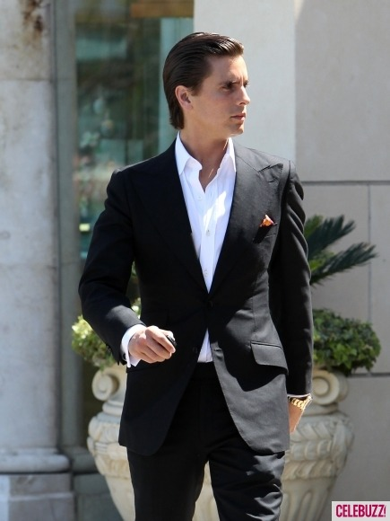 I'm into Scott Disick. Don't judge.