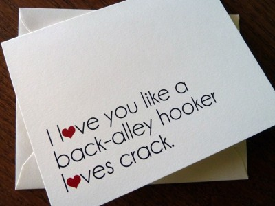 wysamx:  iL♥ve you like a  back-alley hooker l♥ves crack.