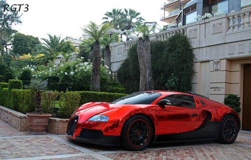 Bugatti Veyron by RGT3 Pics on Flickr.