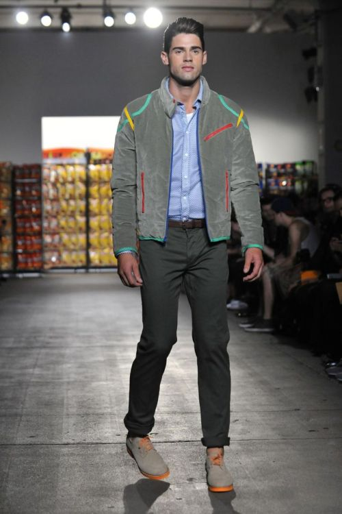 malemodelscrush:Chad White @chad__white at Marlon Gobel NY Fashion Week S/S 2012 11-09-11 @nyfwsource: