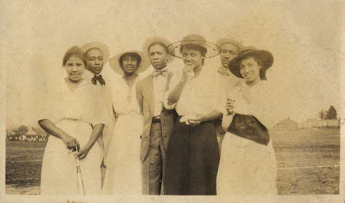 A Talladega Bunch [Fisk University Album, 1910] ©WaheedPhotoArchive, 2011