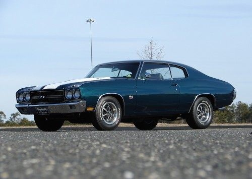 hollerdumped:  SS Chevelle