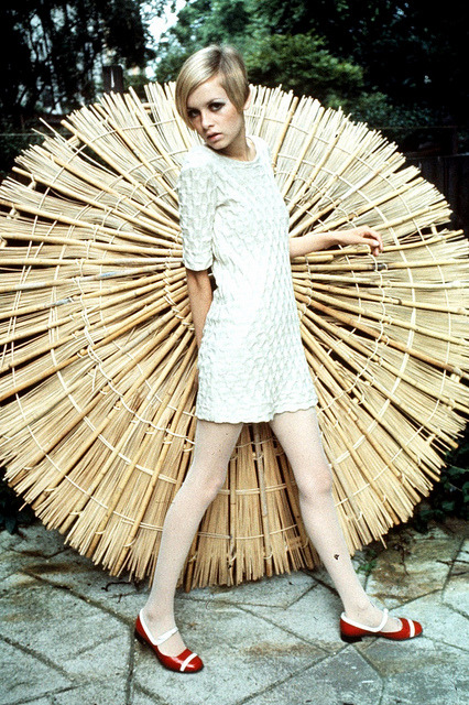 retrogoddess:  Twiggy