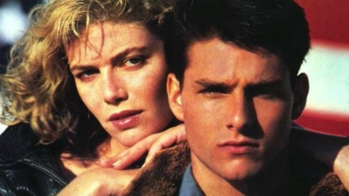 How does this make any sense? moviefone:  'Top Gun' is reportedly coming back to theaters in 3D.. Because beach volleyball just isn't the same in two dimensions, Tony Scott's 'Top Gun' is reportedly heading back to theaters… in 3-D. According to The Hollywood Reporter, Legend3D is taking on the conversion process and the re-release is set to hit theaters some time in 2012.