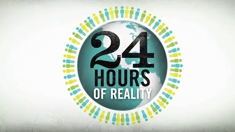 mothernaturenetwork:  Five years after the release of 'An Inconvenient Truth,' Al Gore returns to the world stage with an updated slide show. Can his message be any more successful this time around? Learn more about The Climate Reality Project.