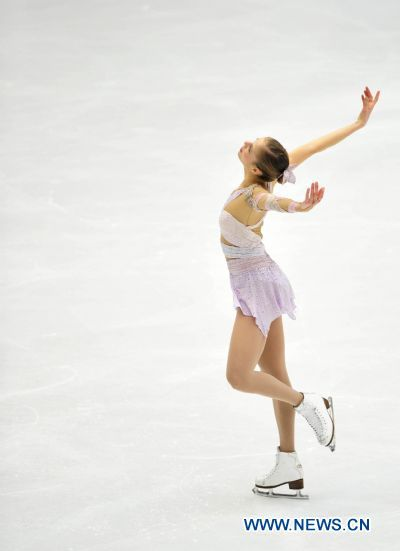 beautiful-shapes:  Carolina Kostner 2011 LP
