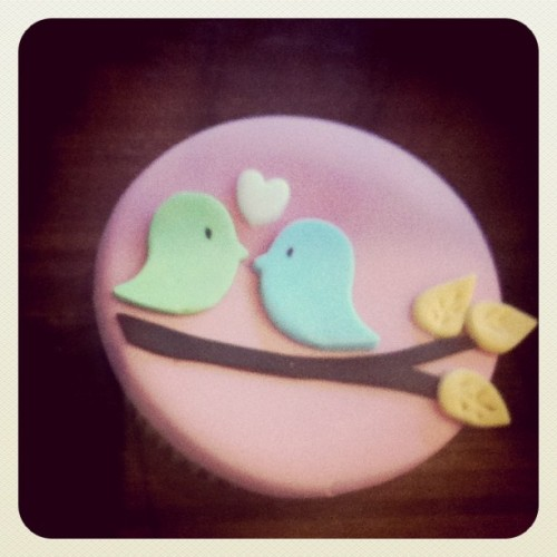 Love birds (Taken with instagram)