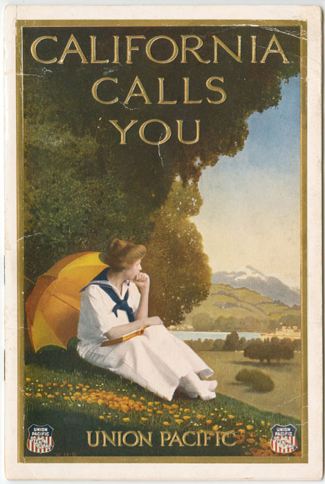 California calls you, circa 1900 - Union Pacific Railroad Company