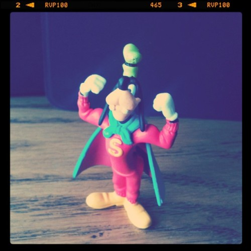 Super Goofy (Taken with instagram)
