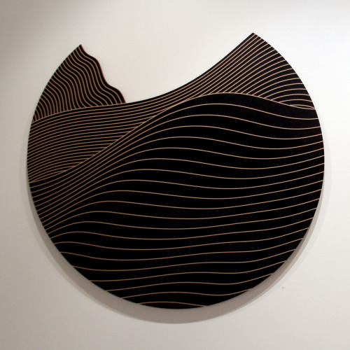 Richard Blackwell Flow  2011 Laminex on MDF  iamjapanese: