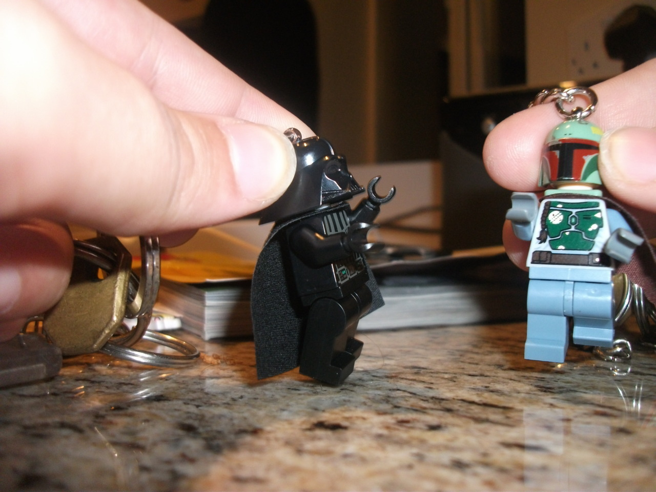 youcandonowronginmyeyes:  If anyone else is this amused by Star Wars LEGO, we should probably meet.  Or you can follow Matt's Brick Gallery and Minifigures!