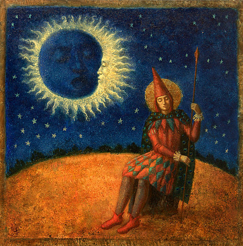 windypoplarsroom: 2009 Jake Baddeley (Dutch, contemporary) ~ Moon Song Petit: g'night, Tumblrland ♥ sweetest dreams