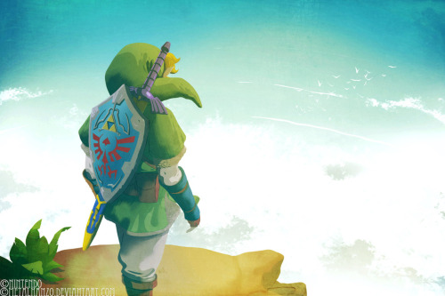 Link plans his next adventure in this Skyward Sword tribute piece by artist Hanzo Steinbach. Download this great piece in wallpaper size here. Related Rampages: Z-Overdrive | Metal Gear Moogle (More) Skyward Sword by Hanzo Steinbach (Facebook) (Twitter)