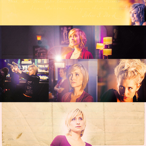 izkim:  ULTIMATE TV CHARACTER LIST • Chloe Sullivan (Queen) » Portrayed by: Allison Mack » Show: Smallville