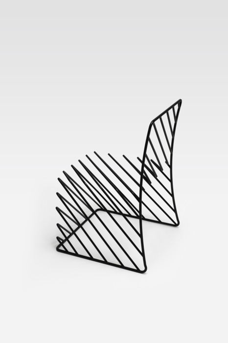 barbaraeatworld:  via bt7, ephemeraa: Thin black lines by Nendo