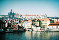 trisomy:  Prague (by remaininglight)