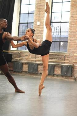 kamidancerchic:  ~Misty Copeland