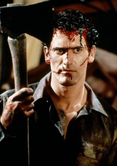 #Ash #EvilDead #Badass! pandahpop27:  i love evil dead, great movie