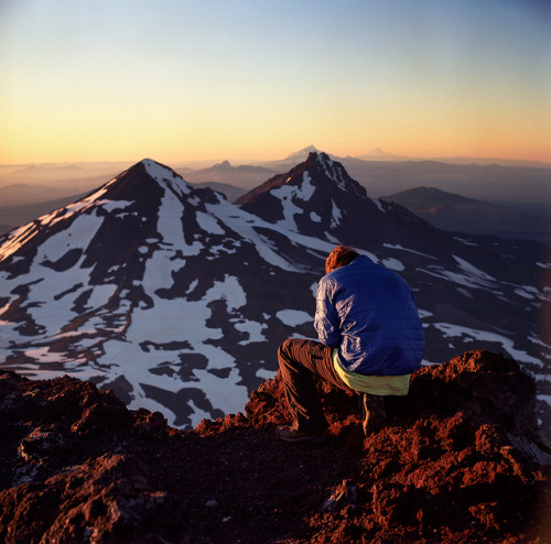 allthingsoregon:  South Sister (by Zeb Andrews)