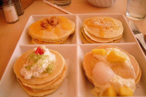 Flight of Pancakes by newshutterbug on Flickr.