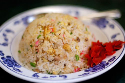 Pork Fried Rice by disneymike on Flickr.