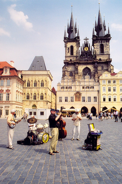 | ♕ |  Prague - Old Town Square  | by © Peter Gutierrez | via ysvoice