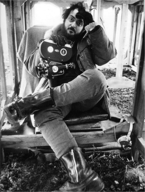 Stanley Kubrick in deep thought