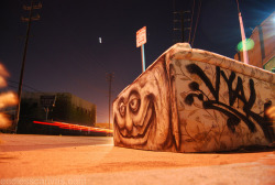 "VYAL's ""Couch Potato"" Graffiti - Los Angeles, CA on Flickr.Via Flickr: I first saw Vyal's aerosol work seven years ago and he was just as dope back then. ——————————————————————————- Daily Graffiti Photos and Street Art Culture… www.EndlessCanvas.com Follow us… Facebook, Tumblr, YouTube, Twitter"