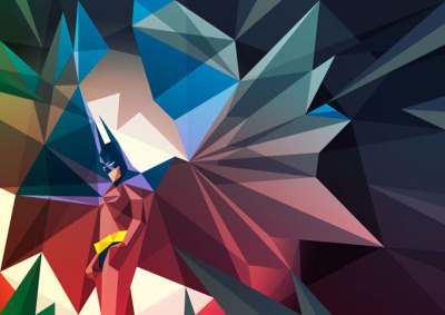 Epic as fuck. nycjuicebox:  REALLY COOL GEOMETRIC SUPERHERO ILLUSTRATIONS BY LIAM BRAZIER