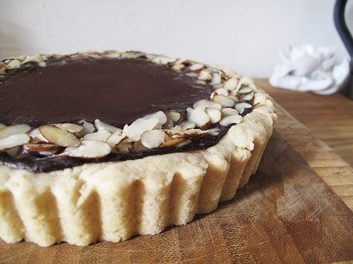 tryvegan: Vegan Chocolate Tart