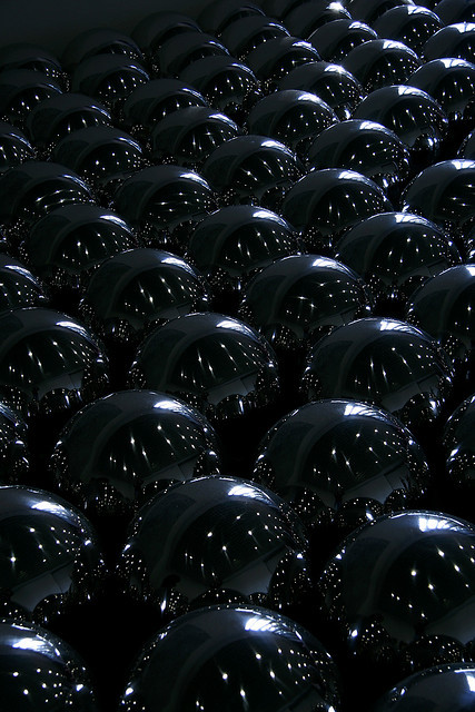 Kusama's Repetition by ®DS on Flickr. by Yayoi Kusama