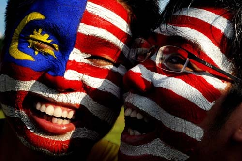 PROUD TO BE MALAYSIAN :)