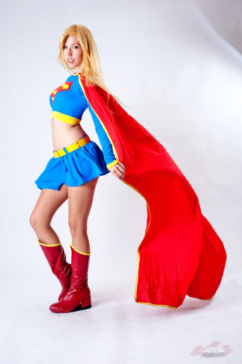 Cosplay: Supergirl by Tali