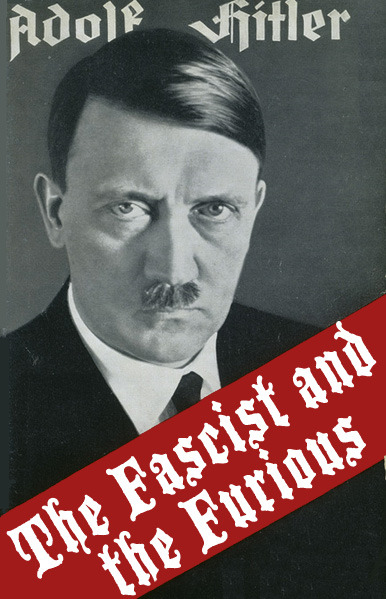 betterbooktitles:  Adolf Hitler: Mein Kampf Reader Submission: Title by comedian Tyler Snodgrass