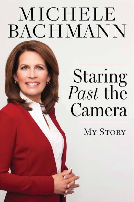 newsweek:  shortformblog:  Our suggested title for Michele's new book.  Well played.  If this woman gets elected I am moving to Amsterdam.