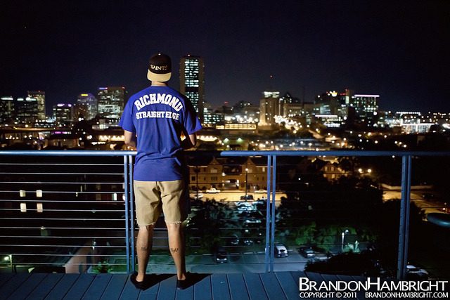 Richmond Straight Edge on Flickr.Downtown Rooftop | Richmond, VA | September 13, 2011