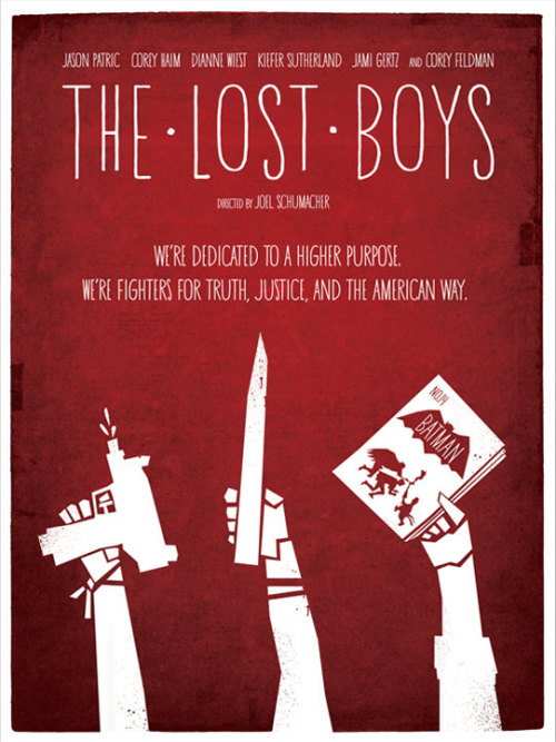 The Lost Boys by Wonderbros