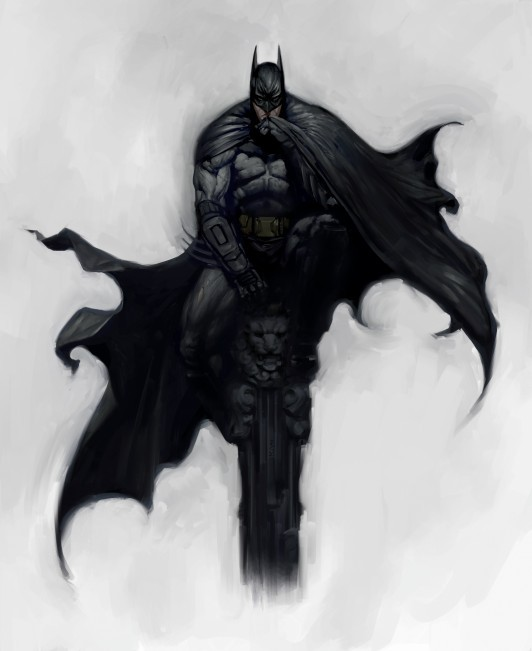 (via Batman: Arkham City trailer, screenshot, concept art released | Nerdage)
