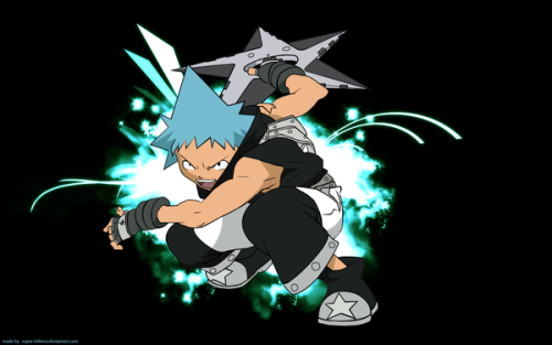 I will be the man who will surpass God.  Tsubaki, Black Star (watch Soul Eater!)