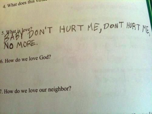 What is love?  via Erik Owen