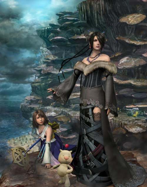 gamefreaksnz:  Final Fantasy X HD confirmed for PS3, Vita