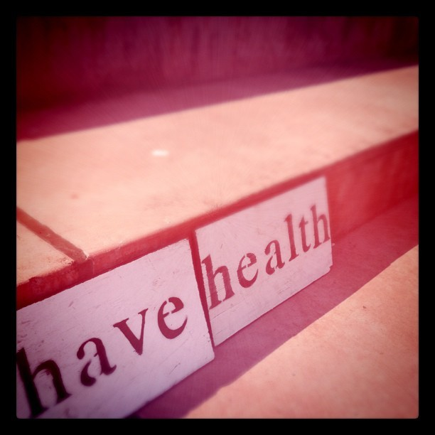Have health. #art #Tacoma (Taken with instagram)
