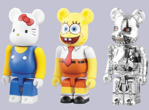 Hello Kitty Bearbrick Series 18