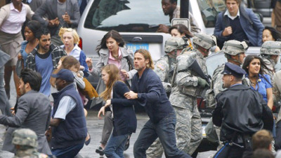 Marc Foster's World War Z