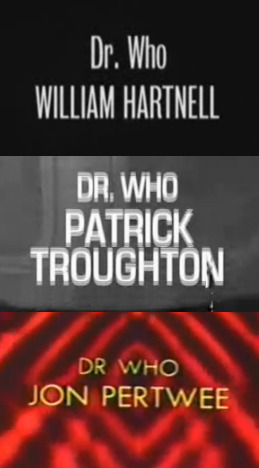 """I love you guys, and I hate to break it to you, but it WAS ""Dr. Who"" for a long time."""